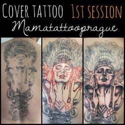 tattoo indian girl