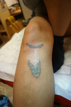 tattoo ryba