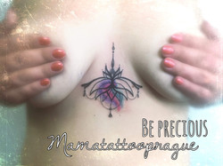 tattoo lotus mandala