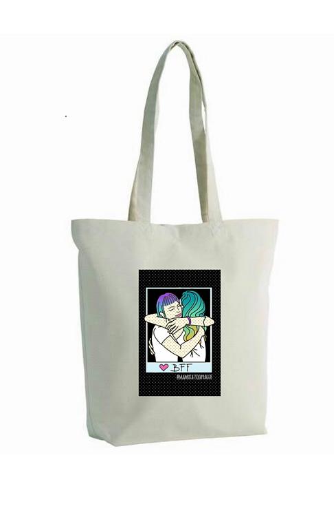 Designová taška - BFF
