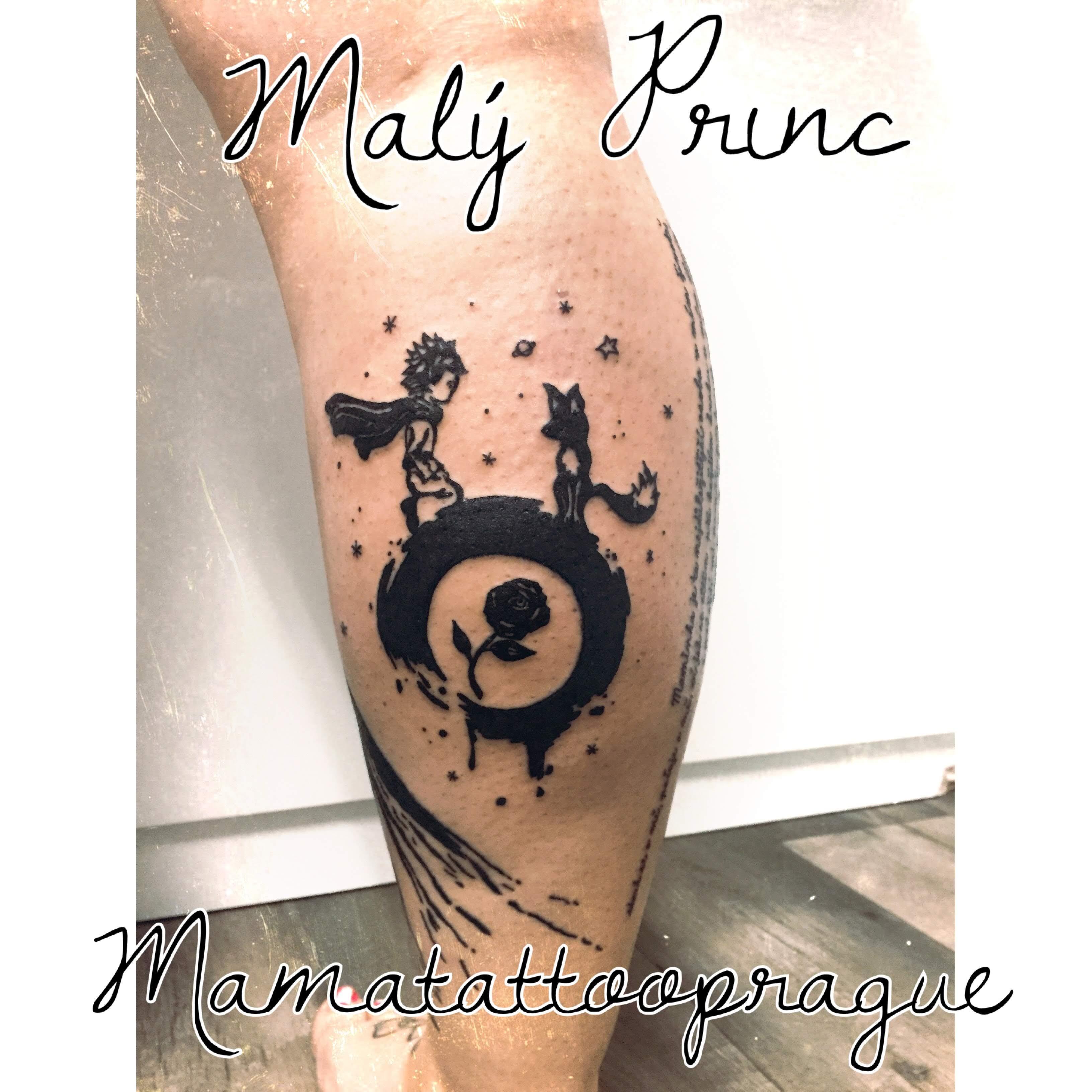 tetovani maly princ
