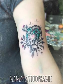 horoskop tattoo
