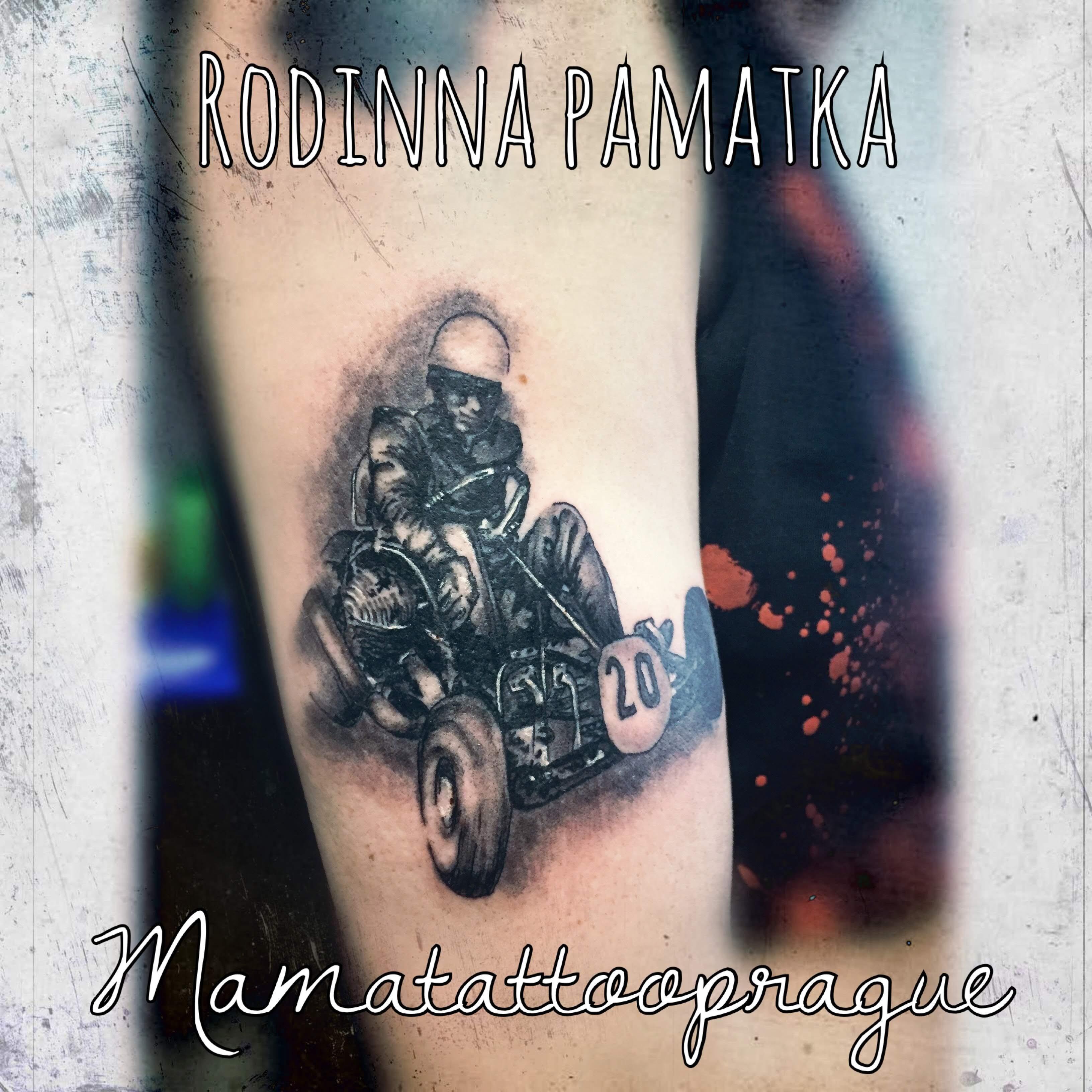 tattoo rodinna pamatka