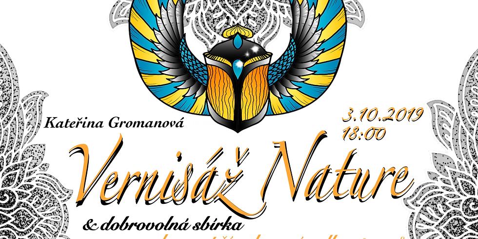 Vernissage - Love Nature / Mamatattooprague & Katie G.