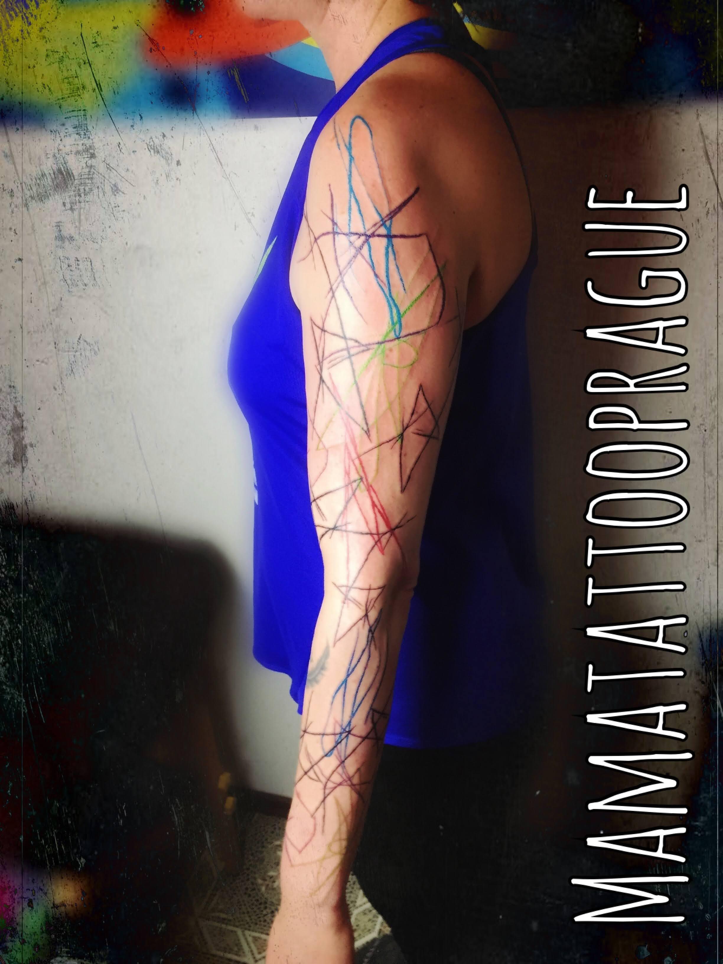 tattoo detsky obrazek