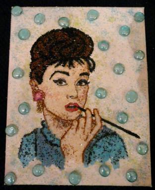 mozaika tiffany
