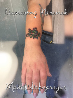 tattoo diamant