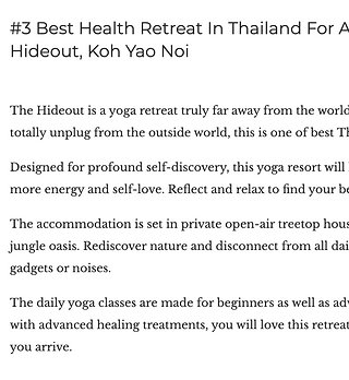 best-health-retreats-digital detox-the h
