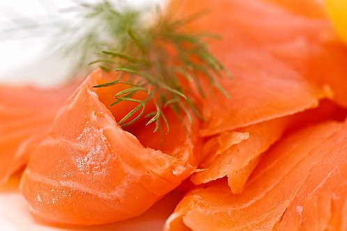 1/2kg - Cold Marinated Salmon