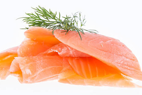 1kg - Cold Marinated Salmon