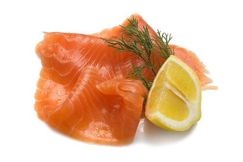 1/2kg - Hot Smoked Salmon