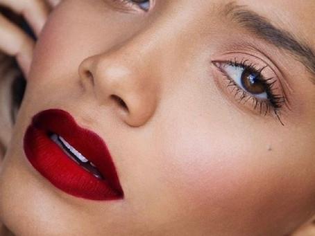 Lips that make a statement.