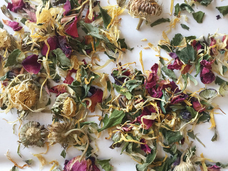 Stock your Spell Cabinet: Consecration Herbs