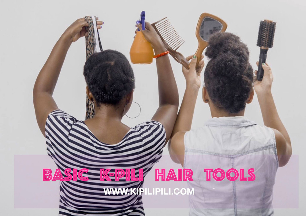 Kipilipili Basic hair tools