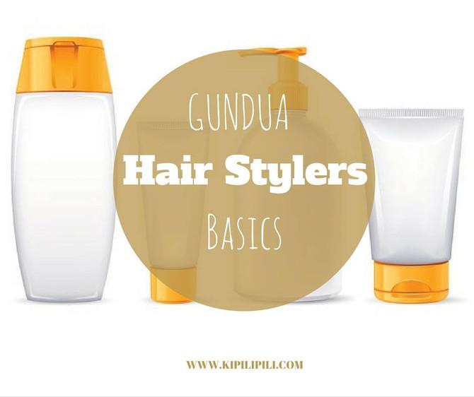 GUNDUA HAIR STYLERS BASICS