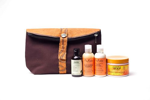 Kipilipili Goody Bag - Brown
