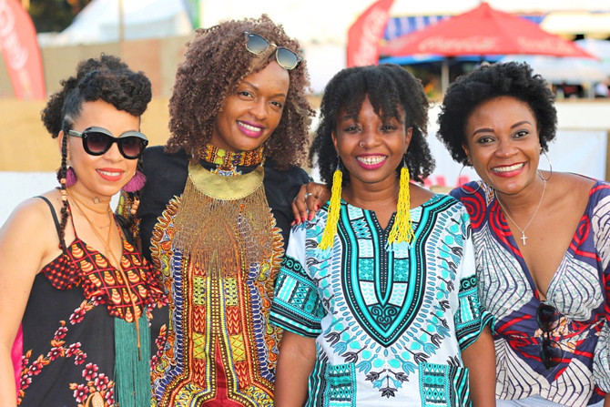 "What the theme ""Wakanda Forever"" means to the natural hair movement"