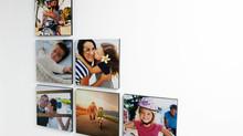 רגעים תלויים - שישיית תמונות מעובות לתלייה על הקיר
