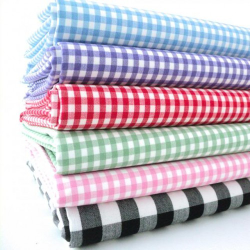 Gingham | Vintage Fashion Blog | Vintage Fabrics