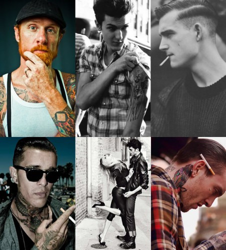 Mens Clothing | Rockabilly Style | Vintage Style