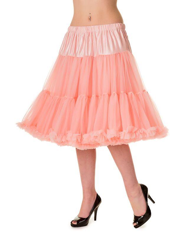 Vintage Petticoat | Retro Net Underskirt | Vintage Skirts