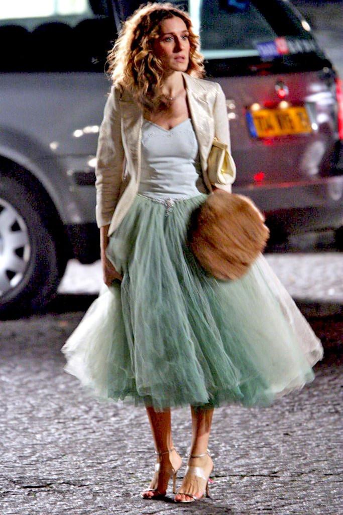Vintage Net Underskirt | Vintage Petticoats | Vintage Clothing