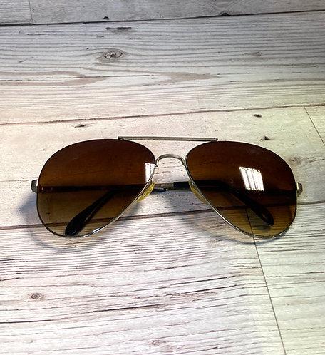 Designer Vintage Pierre Cardin Aviator Sunglasses