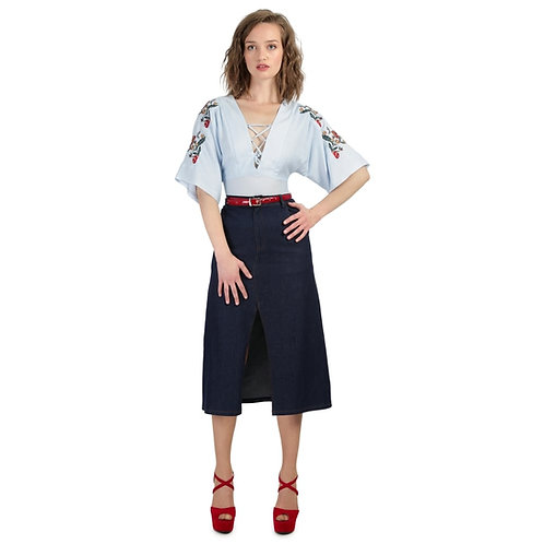 Vintage Style Skirt | Boho Clothing | Retro Style Skirts | Rockabilly