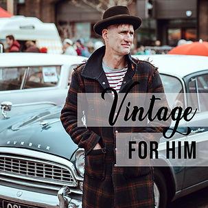 Mens Vintage Clothing | Vintage Menswear | Vintage Clothing for Men | Vintage Clothing for Him | Vintage Clothing