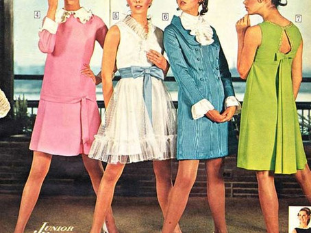 Fashion Focus - 1960s Dresses