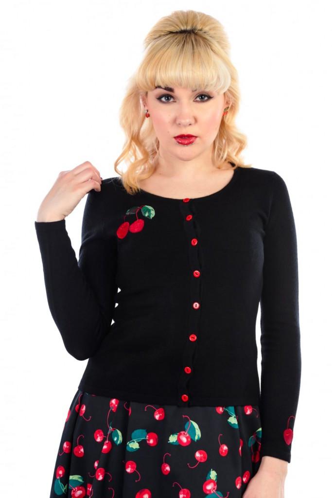 Vintage Cardigan | Vintage Tops | Retro Knitwear