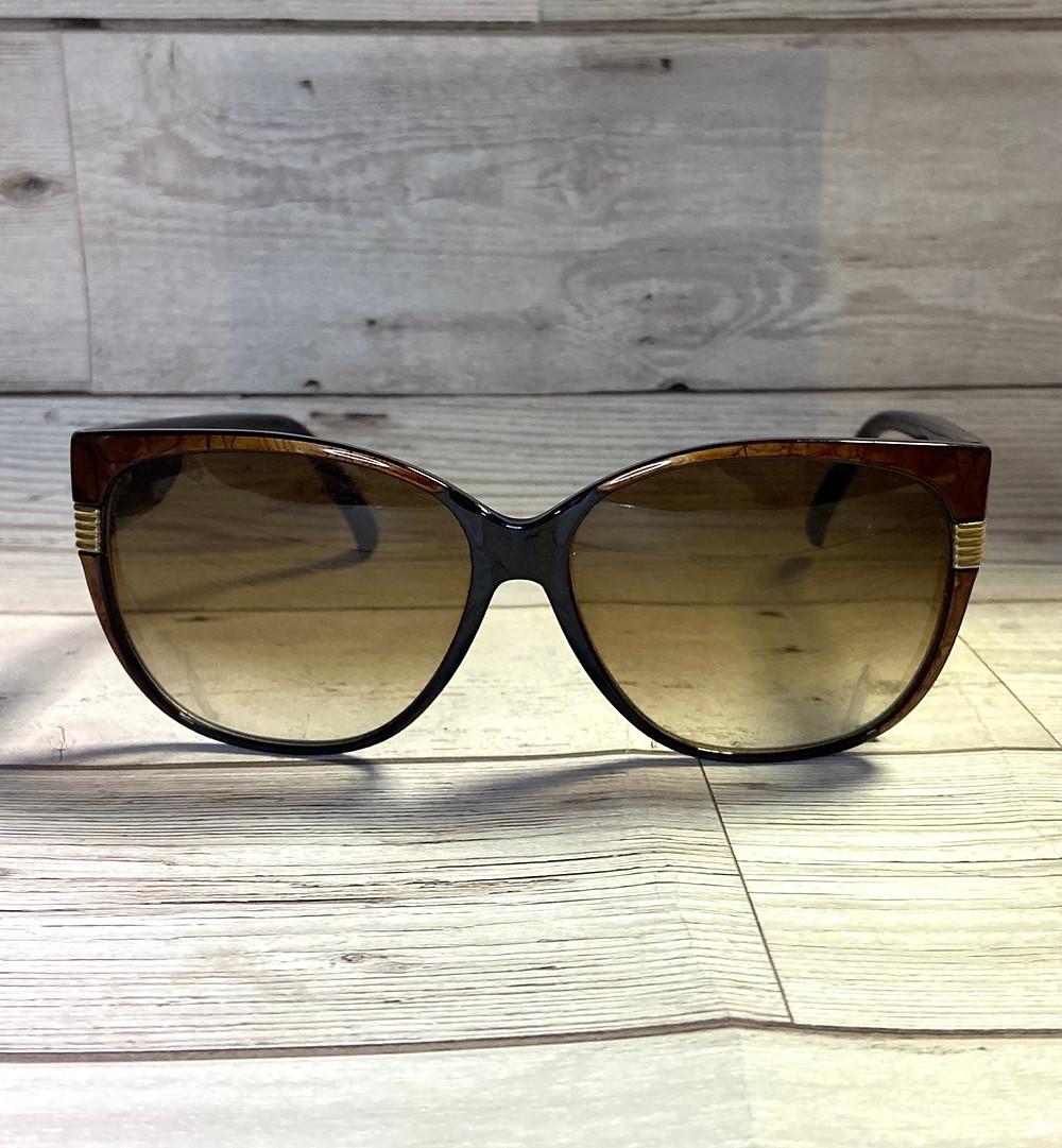 Vintage Sunglasses - Vintage Guy Laroche Oversized Designer Sunglasses