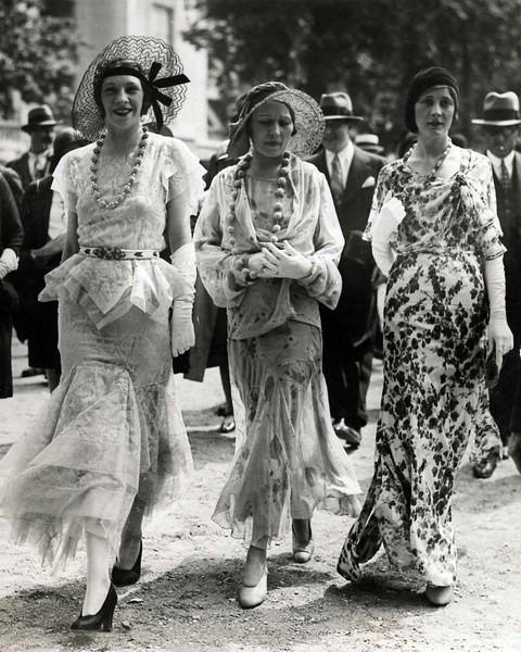 Vintage Dresses   1930s Dresses   30s Fashion