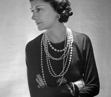Vintage Fashion Greats - Coco Chanel