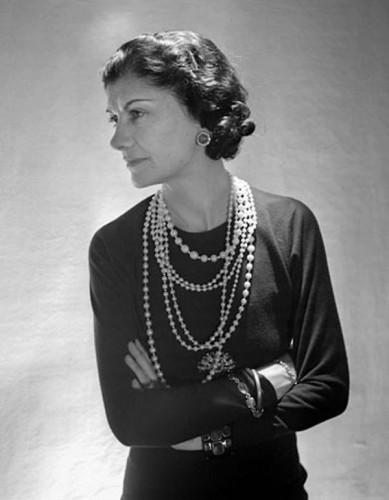 Coco Chanel | Designer Vintage | Vintage Fashion Blog