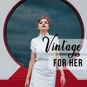 Vintage Clothing | Womens Vintage Clothing | Vintage Clothing for Women | Vintage Dresses | Vintage Fashion