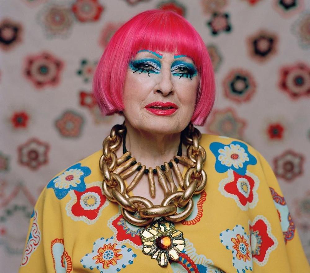 Zandra Rhodes | Vintage Zandra Rhodes | Vintage Fashion | Designer Vintage