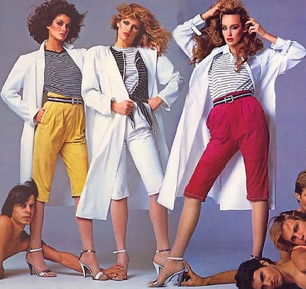 1980s-fashion | 80s Clothing | 80s Style