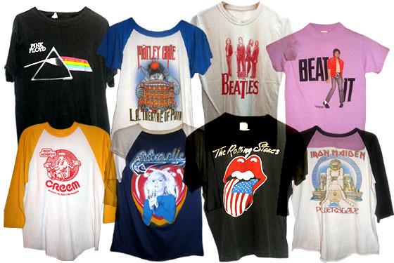 Vintage t-shirts | Vintage Clothing | Vintage T-Shirt
