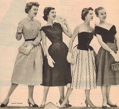 50s Fashion | Vintage Clothing | Vintae Dresses
