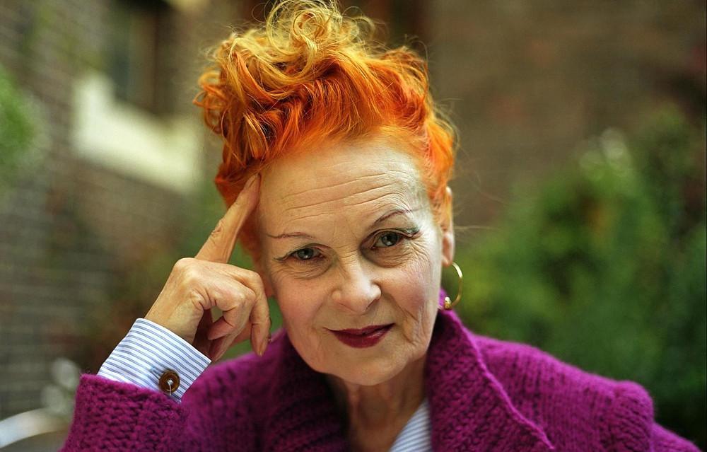 Vivienne Westwood Iconic Vintage Fashion Designer