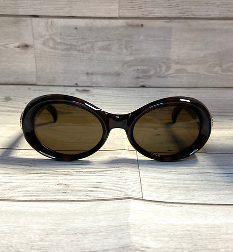 Vintage Rochas C3 Goggle Designer Sunglasses