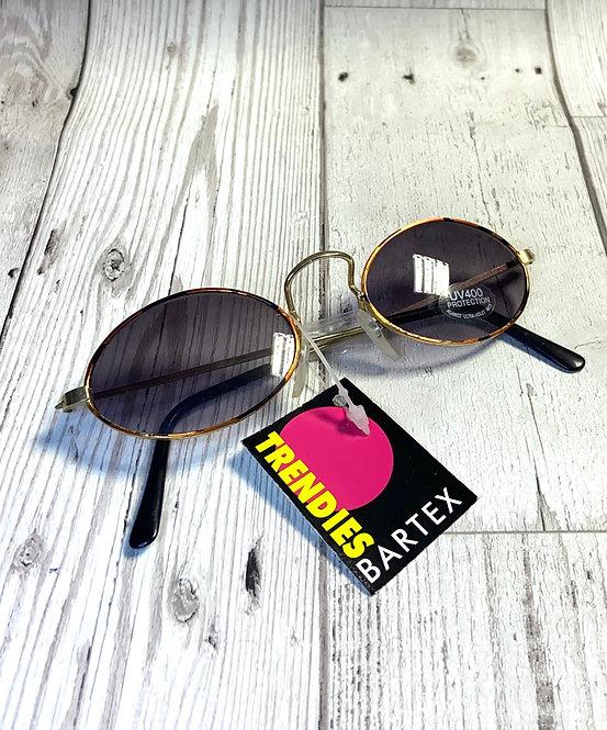 1990s Vintage Tortoiseshell Sunglasses with Tags