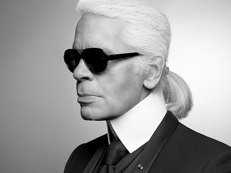 Karl Lagerfeld - A Fashion History
