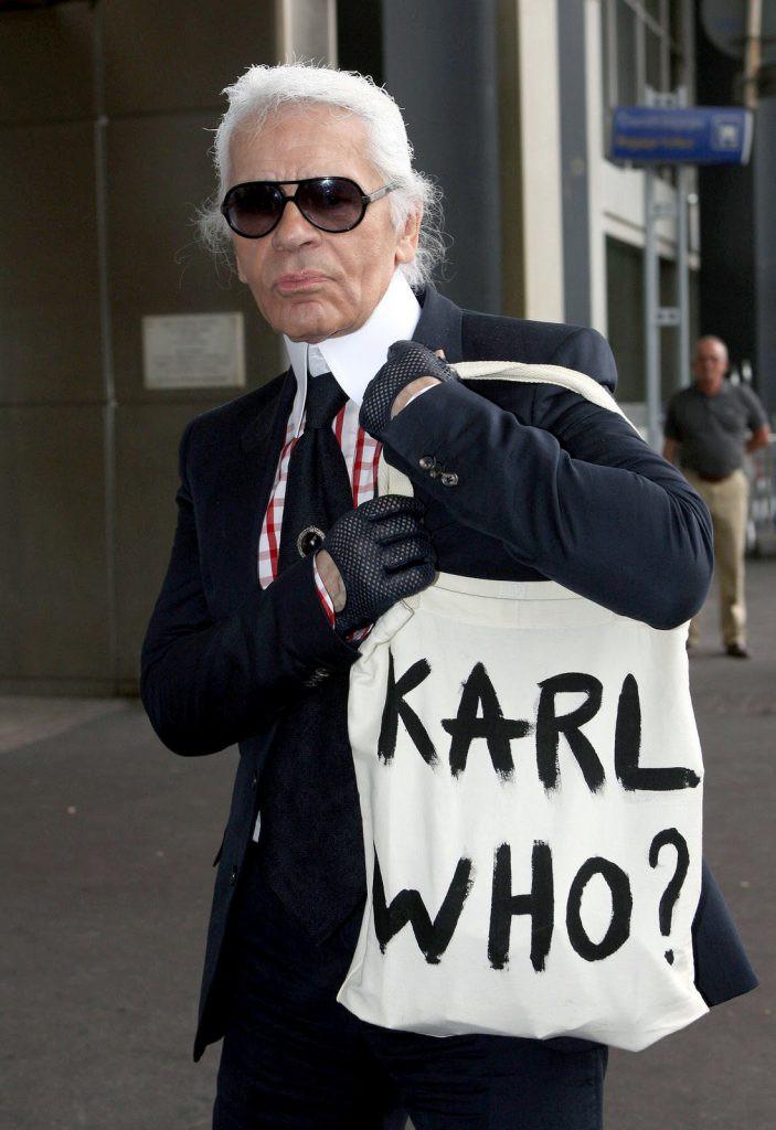 Karl Lagerfeld | Fashion History | Vintage Clothing