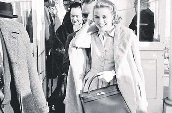 Grace Kelly | Hermes Fashion | Vintage Clothing
