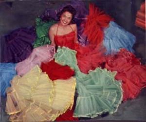 Retro Net Underskirt | Vintage Peticoat | Vintage Clothes