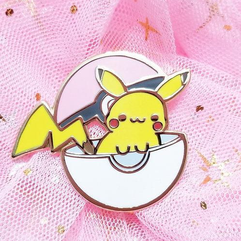 Pokemon Pikachu Enamel Pin