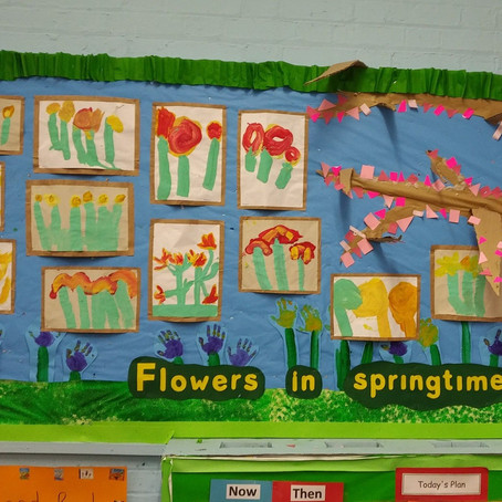 Our Displays (by James).