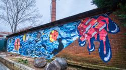 Queen's Community Mural